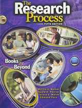 9781465213693-1465213694-The Research Process: Books and Beyond