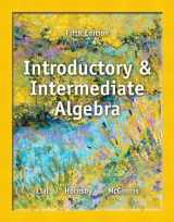 9780321865533-0321865537-Introductory and Intermediate Algebra (5th Edition)
