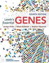 9781284173130-1284173135-Lewin's Essential GENES