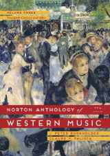 9780393921632-0393921638-The Norton Anthology of Western Music (Seventh Edition) (Vol. Volume 3)
