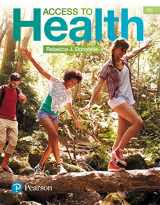 9780134516257-0134516257-Access To Health (15th Edition)