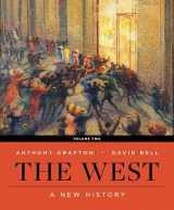 9780393640861-0393640868-The West: A New History (First Edition) (Vol. Volume 2)
