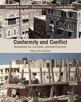 9780134226958-013422695X-Conformity and Conflict: Readings in Cultural Anthropology Plus NEW MyLab Anthropology for Cultural Anthropology -- Access Card Package (15th Edition)