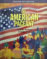 9781337090155-1337090158-The American Pageant, AP Edition, Updated
