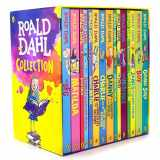 9780141371337-0141371331-Roald Dahl Collection 15 Fantastic Stories Box Set Including Boy, The BFG, Matilda and Charlie and the Chocolate Factory
