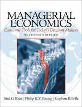 Sell back Managerial Economics (7th Edition) 9780133020267 / 0133020266