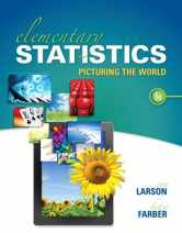 Sell back Elementary Statistics: Picturing the World (6th Edition) 9780321911216 / 0321911210