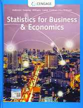 Sell back Statistics for Business & Economics 9781337901062 / 1337901067