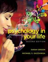Sell back Psychology in Your Life (Second Edition) 9780393265156 / 0393265153