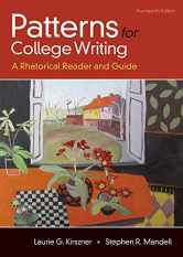 Sell back Patterns for College Writing: A Rhetorical Reader and Guide 9781319056643 / 1319056644