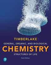 Sell back General, Organic, and Biological Chemistry: Structures of Life (6th Edition) 9780134730684 / 0134730682