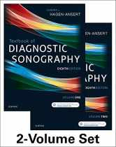 Sell back Textbook of Diagnostic Sonography: 2-Volume Set 9780323353755 / 0323353754