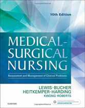Sell back Medical-Surgical Nursing: Assessment and Management of Clinical Problems, Single Volume 9780323328524 / 0323328520