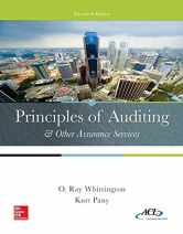 Sell back Principles of Auditing & Other Assurance Services 9780077729141 / 0077729145