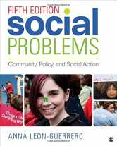 Sell back Social Problems: Community, Policy, and Social Action 9781483369372 / 1483369374