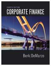 Sell back Corporate Finance (4th Edition) (Pearson Series in Finance) - Standalone book 9780134083278 / 013408327X