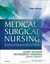 Sell back Medical-Surgical Nursing: Assessment and Management of Clinical Problems, Single Volume, 10e 9780323328524 / 0323328520