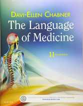 Sell back The Language of Medicine 9780323370813 / 0323370810