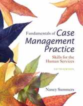 Sell back Fundamentals of Case Management Practice: Skills for the Human Services (MindTap Course List) 9781305094765 / 130509476X
