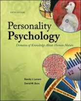 Sell back Personality Psychology: Domains of Knowledge About Human Nature 9780078035357 / 007803535X