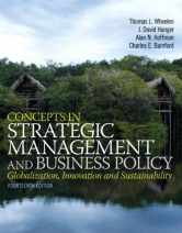 Sell back Concepts in Strategic Management and Business Policy (14th Edition) 9780133126129 / 0133126129