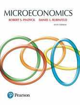 Sell back Microeconomics (9th Edition) (Pearson Series in Economics) 9780134184241 / 0134184246
