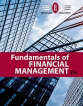 Sell back Fundamentals of Financial Management 9781337395250 / 1337395250