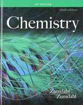 Sell back Chemistry (AP Edition) 9781133611103 / 1133611109