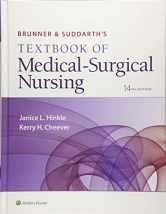 Sell back Brunner & Suddarth's Textbook of Medical-Surgical Nursing (Brunner and Suddarth's Textbook of Medical-Surgical) 9781496347992 / 1496347994