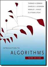 Sell back Introduction to Algorithms, 3rd Edition (The MIT Press) 9780262033848 / 0262033844
