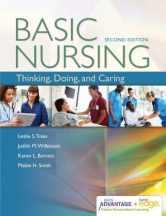 Sell back Davis Advantage Basic Nursing: Thinking, Doing, and Caring 9780803659421 / 0803659423