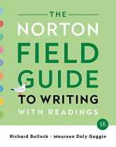 Sell back The Norton Field Guide to Writing: with Readings (Fifth Edition) 9780393655780 / 0393655784