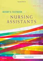 Sell back Mosby's Textbook for Nursing Assistants - Soft Cover Version 9780323319744 / 0323319742