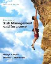 Sell back Principles of Risk Management and Insurance (Pearson Series in Finance) 9780134082578 / 0134082575