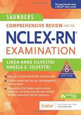 Sell back Saunders Comprehensive Review for the NCLEX-RN Examination 9780323358415 / 0323358411