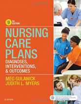 Sell back Nursing Care Plans: Diagnoses, Interventions, and Outcomes 9780323428187 / 0323428185