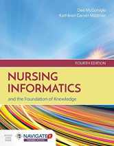 Sell back Nursing Informatics and the Foundation of Knowledge 9781284121247 / 1284121240
