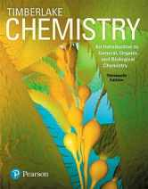 Sell back Chemistry: An Introduction to General, Organic, and Biological Chemistry 9780134421353 / 0134421353