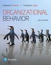 Sell back Organizational Behavior (18th Edition) (What's New in Management) 9780134729329 / 0134729323