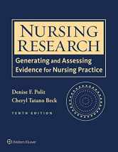 Sell back Nursing Research: Generating and Assessing Evidence for Nursing Practice 9781496300232 / 1496300238