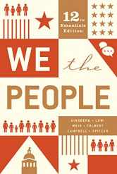 Sell back We the People (Essentials Twelfth Edition) 9780393679670 / 0393679675