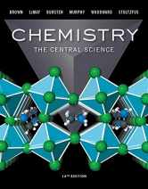 Sell back Chemistry: The Central Science (14th Edition) 9780134414232 / 0134414233