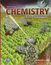 Sell back Chemistry: A Molecular Approach 9780134874371 / 0134874374