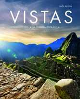 Sell back Vistas 6th Ed, Looseleaf Student Edition with Supersite Plus and WebSAM 9781543304398 / 1543304397
