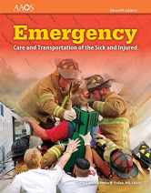 Sell back Emergency Care and Transportation of the Sick and Injured (Book & Navigate 2 Essentials Access) 9781284080179 / 128408017X