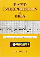 Sell back Rapid Interpretation of EKG's, Sixth Edition 9780912912066 / 0912912065