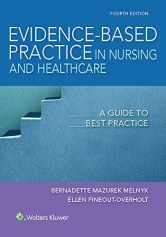 Sell back Evidence-Based Practice in Nursing & Healthcare: A Guide to Best Practice 9781496384539 / 1496384539