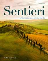 Sell back Sentieri 3rd Ed. Looseleaf Student Edition with SupersitePlus and WebSAM Code 9781543304442 / 1543304443