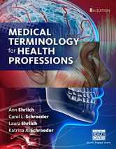 Sell back Medical Terminology for Health Professions, Spiral bound Version 9781305634350 / 1305634357