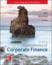 Sell back Fundamentals of Corporate Finance 9781259918957 / 1259918955